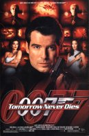 Tomorrow Never Dies  - US 1 sheet Poster